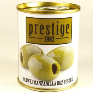 Oliwki Manzanilla bez pestek – puszka